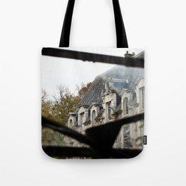 Château des singes - urbex Tote Bag