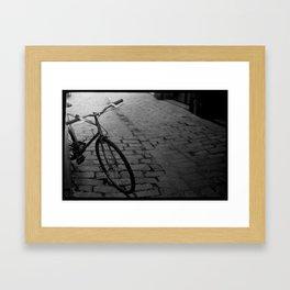 Urban nostalgic Framed Art Print