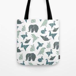 Animals pattern Tote Bag