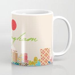 Birmingham Patchwork Coffee Mug