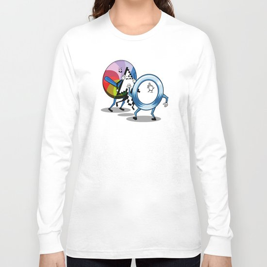 System bullies Long Sleeve T-shirt