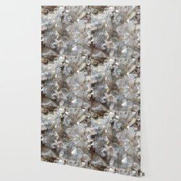 Phantom Crystal Cluster Wallpaper