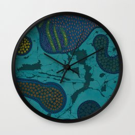 """Creative Womb"" by ICA PAVON Wall Clock"