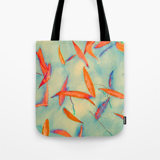 On Green Tote Bag
