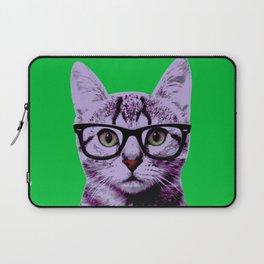 Warhol Cat 3 Laptop Sleeve