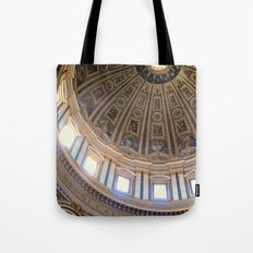 Don't Look Down. Tote Bag