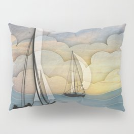 Sailing I Pillow Sham