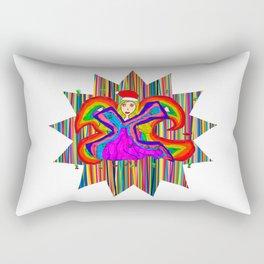 Star Fairy | Christmas Spirit Rectangular Pillow