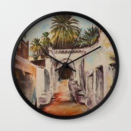 Ghadames Wall Clock