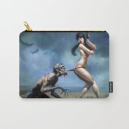 WELCOME TO MIAMI, Zombie years Cover Carry-All Pouch