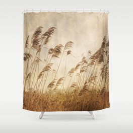 Whispers Shower Curtain