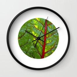 bloodstream III Wall Clock