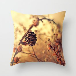 Life as it Is Throw Pillow