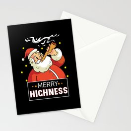 Dense Christmas Stationery Cards