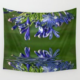 Agapanthus Wall Tapestry