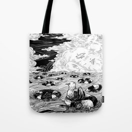 Freedom Of Movement Saves Lives Tote Bag