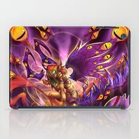 warcraft iPad Cases featuring Corruption  by LycaonCreations