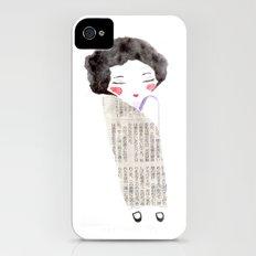 Kimono iPhone (4, 4s) Slim Case