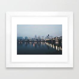 Portland II Framed Art Print