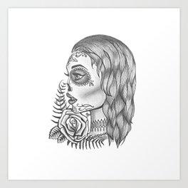 Departed Soul Art Print