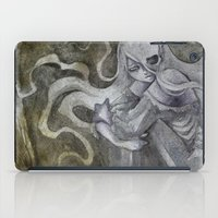 ghost iPad Cases featuring Ghost by Savannah Horrocks