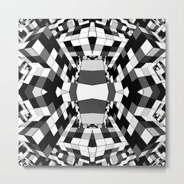 Rubik series 3 Metal Print