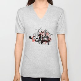 Manifest Dreams in all you are Unisex V-Neck