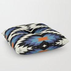 Tribal pattern Floor Pillow