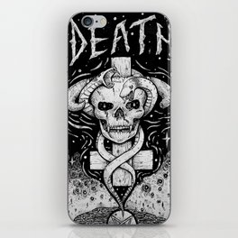 The Valley of Death iPhone Skin