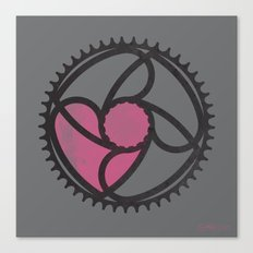 Got Love for Bikes Canvas Print