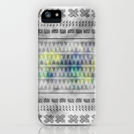 ETHNO PATTERN Funky iPhone Case
