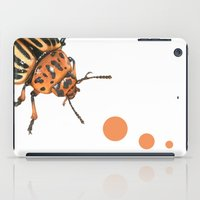 insect iPad Cases featuring Insect by Chiara Martinelli Creations