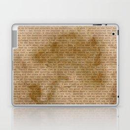 My Dear Watson Laptop & iPad Skin