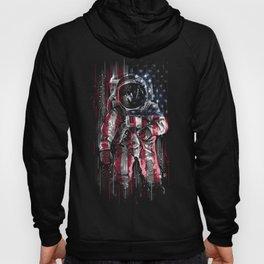 Astronaut Flag Hoody