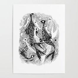Merfolk Poster