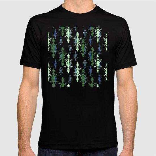 Green bug T-shirt