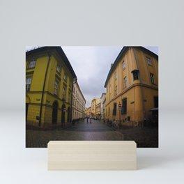Poland 2 Mini Art Print
