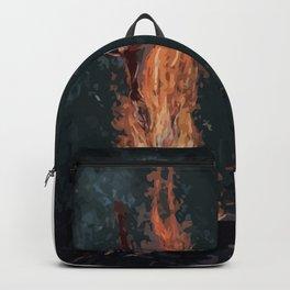A bonefire Backpack