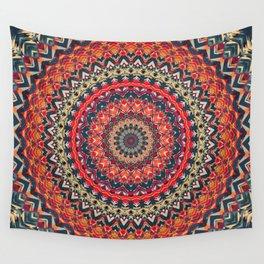 Mandala 439 Wall Tapestry