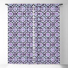 Floor Series: Peranakan Tiles 94 Blackout Curtain