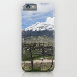 Mountain Country iPhone Case