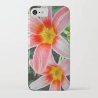tulips iPhone & iPod Cases featuring Tulips by Vitta