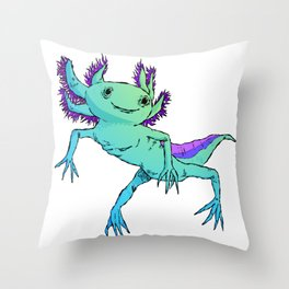 Léon Boulard Throw Pillow