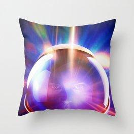 Gamma Ray Diaries Throw Pillow