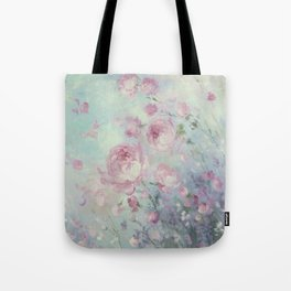Dancing Petals Tote Bag