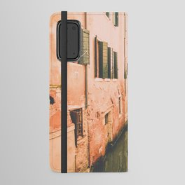 Venice II Android Wallet Case