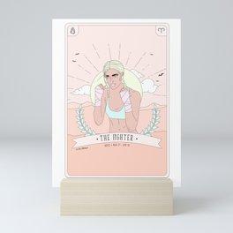 Aries - The Fighter Mini Art Print