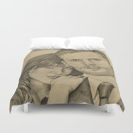 Fifty Shades of Grey  Duvet Cover