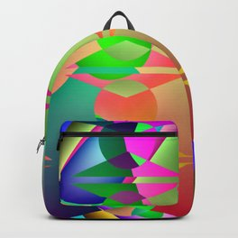 Hidden pattern Backpack