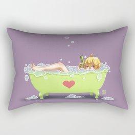 Tina de Amor Rectangular Pillow